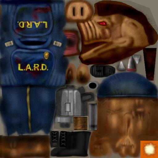 Glow mapping - EDukeWiki